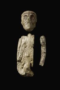 La representación masculina más antigua